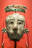 Mayamaske von Palenque auf Chiapas Lizenzfreie Stockbilder