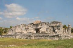 mayan καταστροφές Στοκ Φωτογραφίες