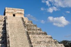 Mayan καταστροφές Itza Μεξικό Chichen Στοκ Φωτογραφίες