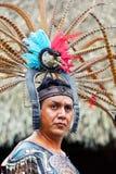 Mayan σαμάνος Στοκ Φωτογραφίες