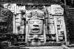 Mayan ancient symblols Stock Image