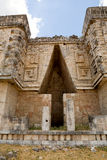 Mayan architectural detail Royalty Free Stock Images