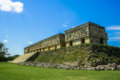 Mayan architecture Stock Photography