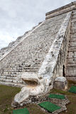 Mayan Architectuur Royalty-vrije Stock Foto