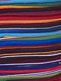 Mayan Blankets. For sale in Chiapas, Mexico stock photo