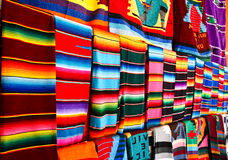 Mexican Blankets royalty free stock photos