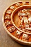Mayan calendar Stock Image