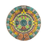 Mayan calendar. Royalty Free Stock Photo