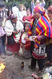 Mayan Calendar Celebrations. By Indigenous people royalty free stock images