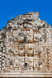 Mayan carvings Stock Image