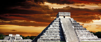 Mayan culture Stock Images