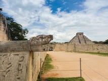 Mayan culture Stock Image