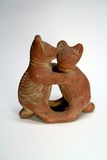 Mayan Dancing Bears Royalty Free Stock Photos