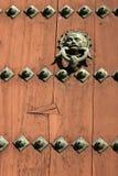 Mayan deur royalty-vrije stock fotografie