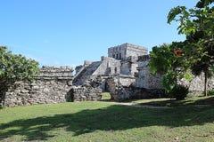 Mayan fördärvar Royaltyfri Foto