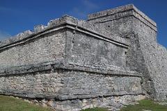 Mayan fördärvar Royaltyfri Bild