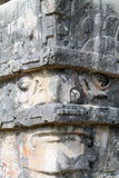 Mayan god Stock Photo