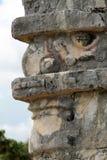 Mayan god Royalty Free Stock Images