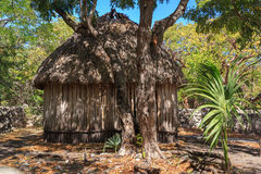 Mayan Hut Royalty Free Stock Photos