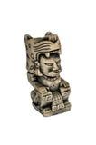 Mayan idool Stock Afbeelding