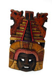 mayan illustration Royaltyfri Bild