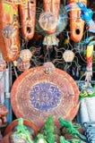 Mayan konst Arkivbilder