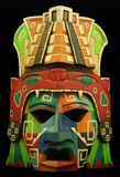 Mayan Mask Royalty Free Stock Images