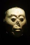 Mayan mask. The mayan mask at display Stock Images