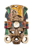 Mayan mask Royalty Free Stock Photo