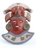 Mayan maskering. Royaltyfri Fotografi