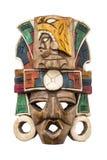 Mayan maskering Royaltyfri Foto