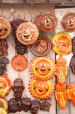 Mayan Masks Royalty Free Stock Photo