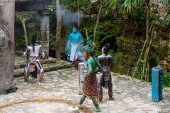 Mayan mensen in Mexico Royalty-vrije Stock Foto