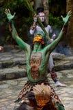 Mayan mensen in Mexico Stock Afbeeldingen