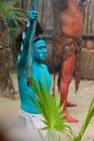 Mayan mensen in Mexico Royalty-vrije Stock Foto's