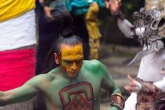 Mayan mensen in Mexico Stock Fotografie