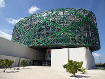 Mayan Museum in Merida Yucatan Royalty Free Stock Images