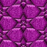 Mayan ornaments seamless hires generated texture Royalty Free Stock Photo