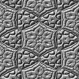Mayan ornaments seamless hires generated texture Royalty Free Stock Photos