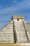 Mayan pyramid Royalty Free Stock Image