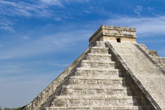 Mayan pyramid Stock Photos