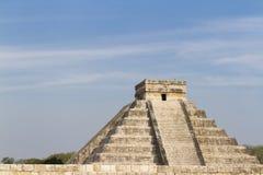 Mayan pyramid Stock Image