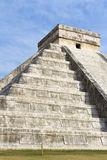Mayan pyramid Royalty Free Stock Photo