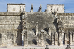 Mayan pyramid Stock Photography