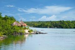 Mayan Riviera, Mexico Royalty Free Stock Photos