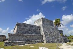 Mayan Ruïnes royalty-vrije stock afbeelding