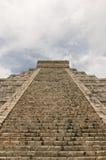 Mayan ruïnes in chichen-Itza, Mexico Royalty-vrije Stock Foto's