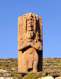 Mayan Ruïnes, Toniná Stock Afbeelding