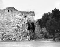 Mayan Ruïnes van Chichenitza Royalty-vrije Stock Afbeeldingen