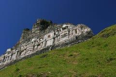 Mayan Ruin, Belize Stock Image